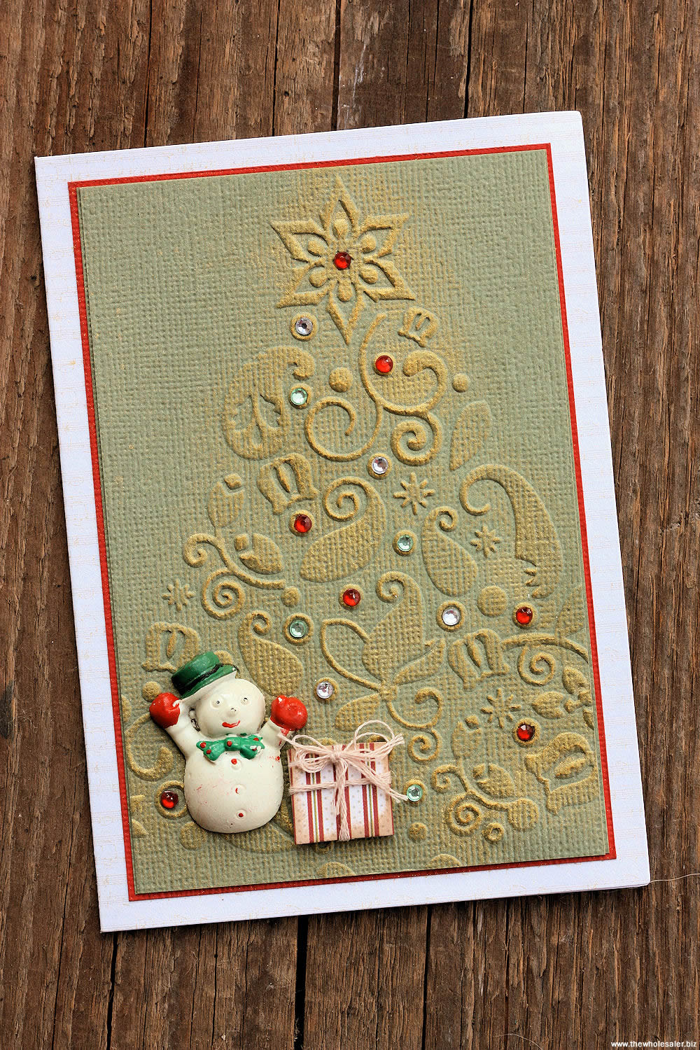 It S The Season To Be Jolly Handmade Gift Tags Step By Step