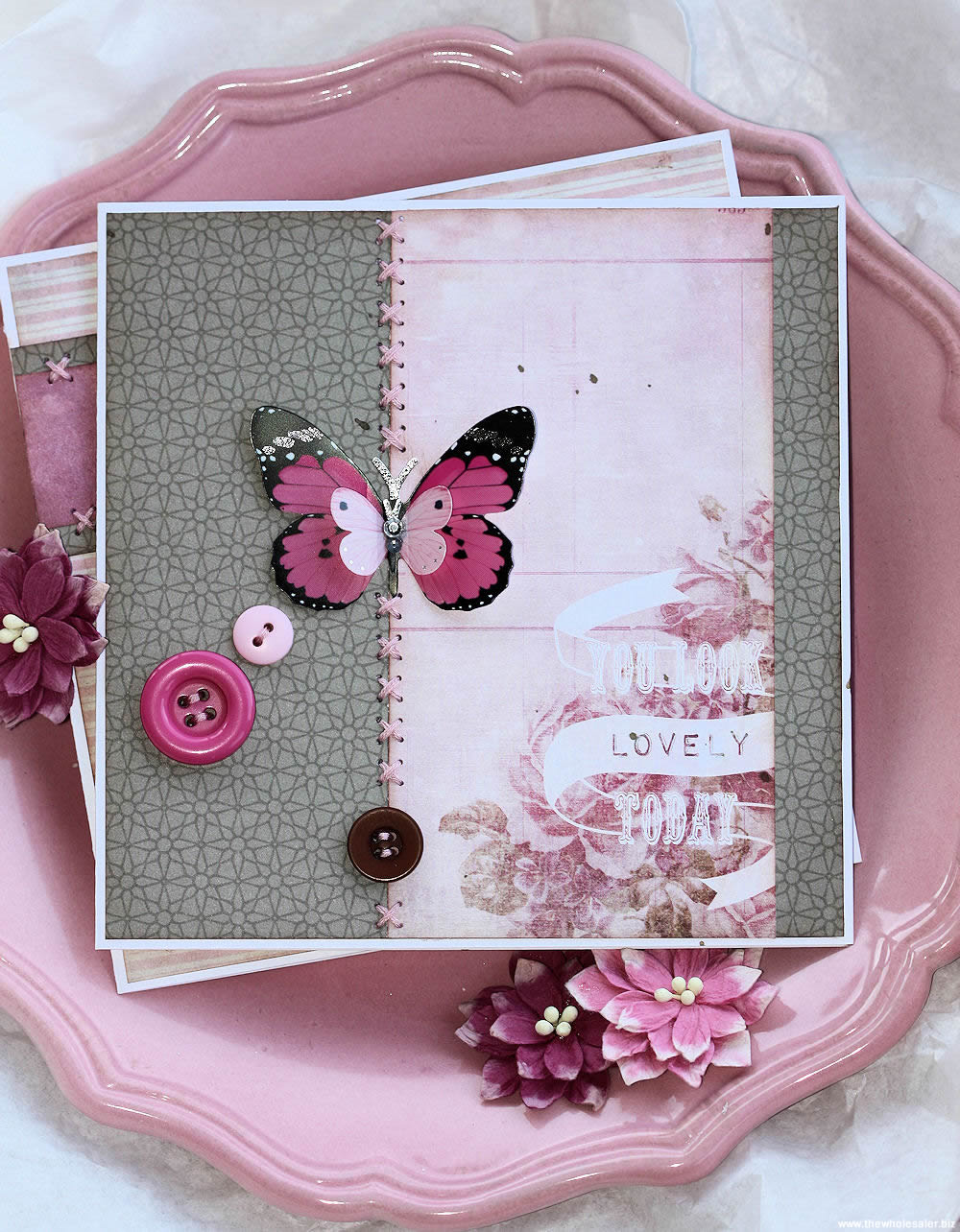 Women's Day - You Look Lovely Card