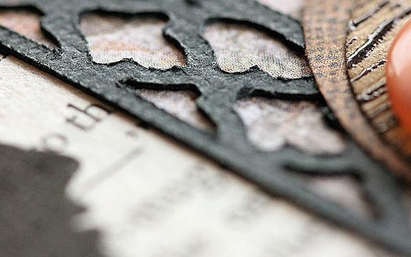 Cricut Frame Of Mind Card