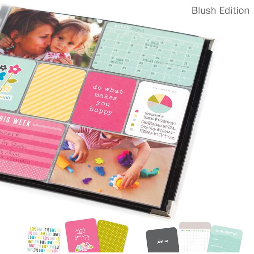 Project Life - Blush Edition