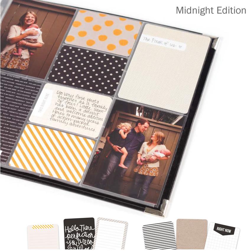 Project Life - Midnight Edition