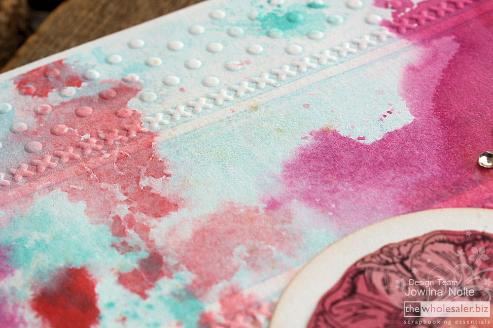 Couture Creations - 3-in-1 - Beauty of Love Embossing
