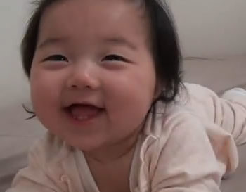 Cutest Korean Baby
