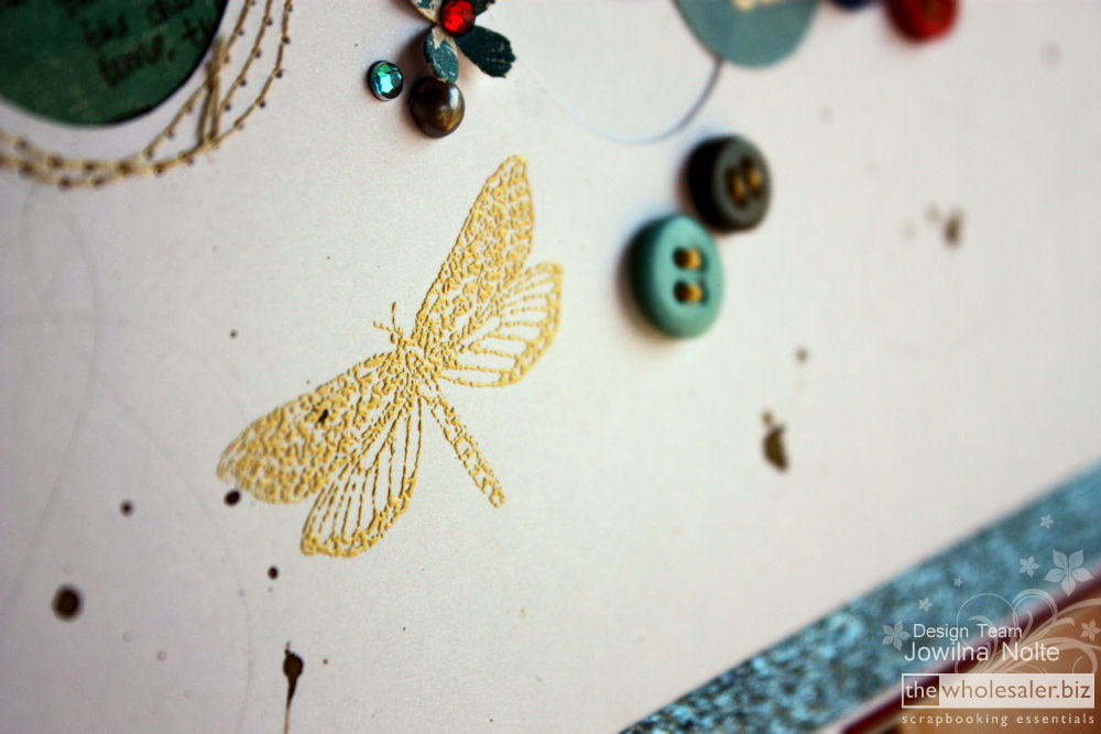 Studio Calico - Storytime - Embossing