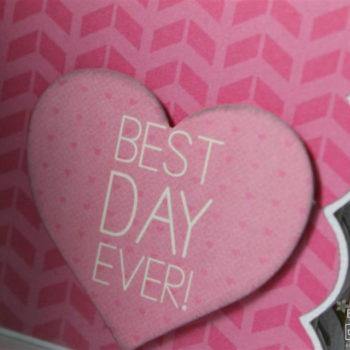 Confetti Mini Album Best Day