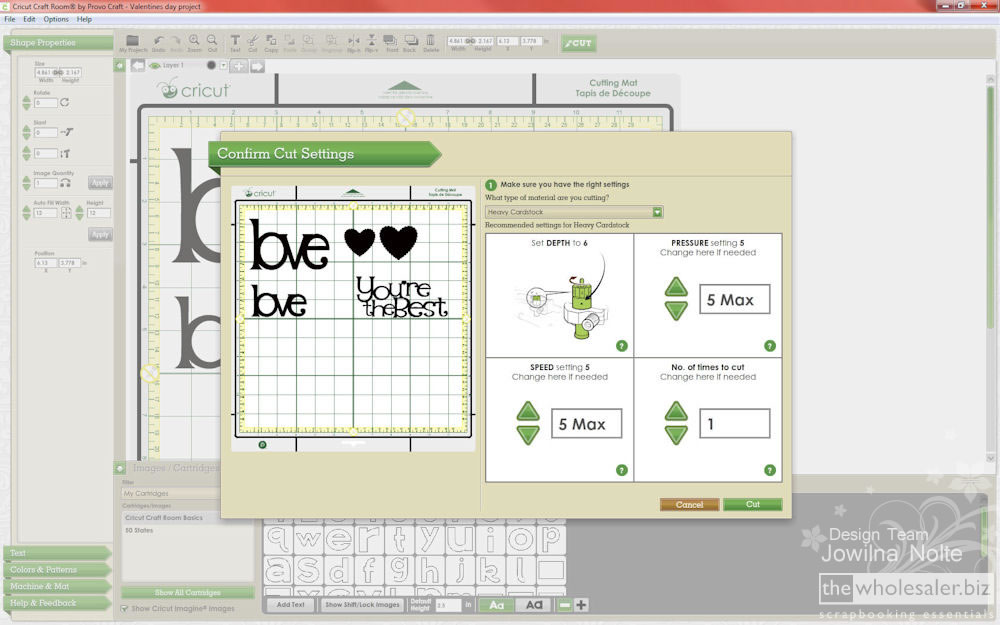 Cricut craft room design software for Room remodel program