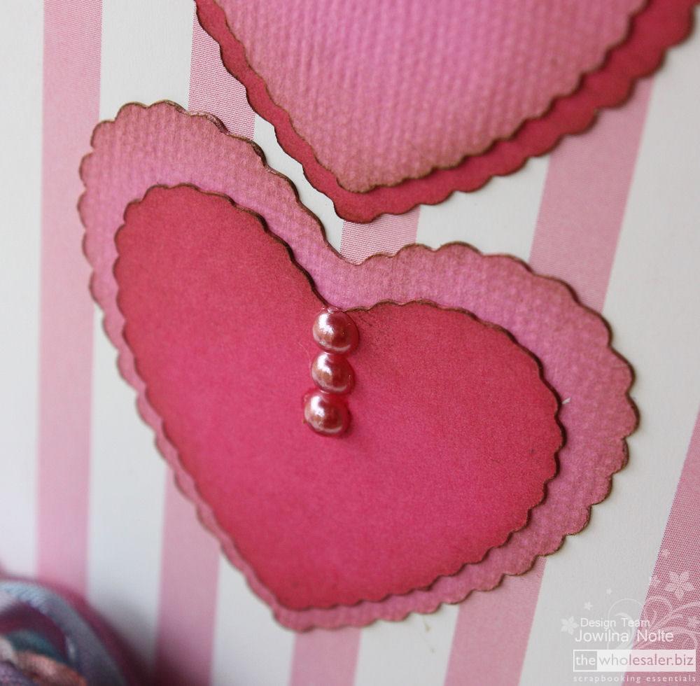 Cricut Craft Room Basics Valentine Hearts