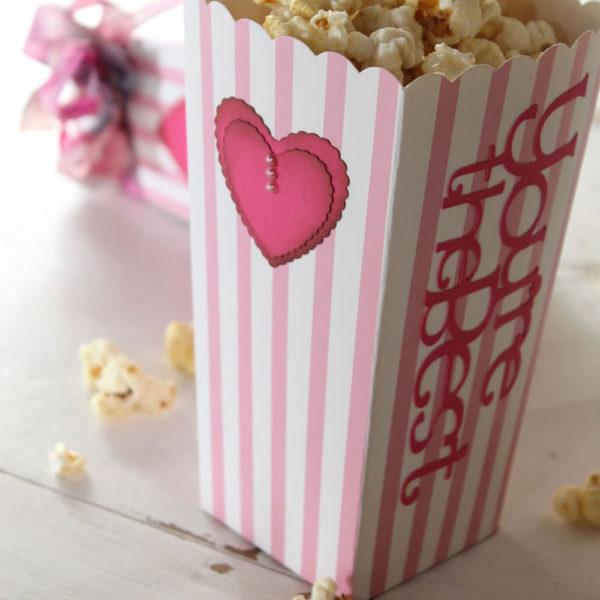Cricut Craft Room Basics Valentines Best Box
