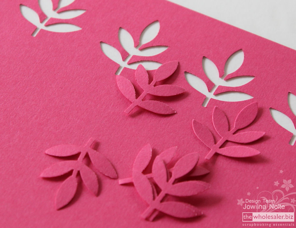Simply Gorjuss Smooth Cardstock Punched
