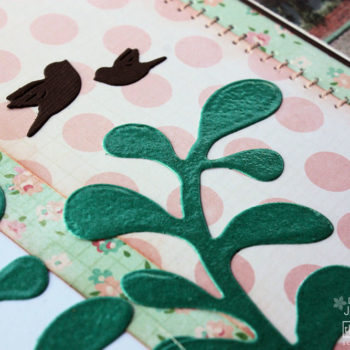 Secret Treasures Cutting Dies - Embossed Die Cuts