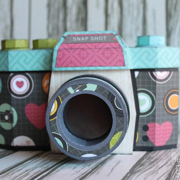 Happy Snaps Retro Camera Project