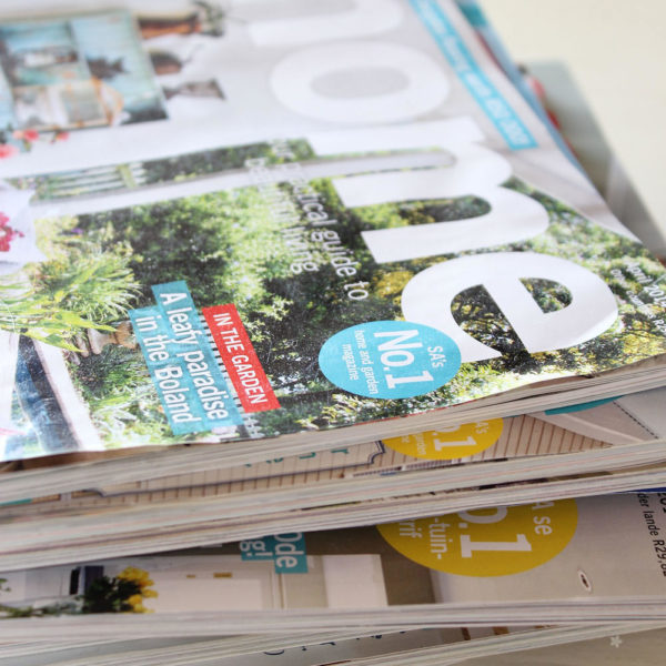 Overcome Your Creative Block Magazines