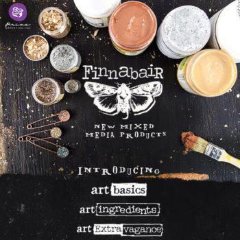 Finnabair Art Mediums Introduction