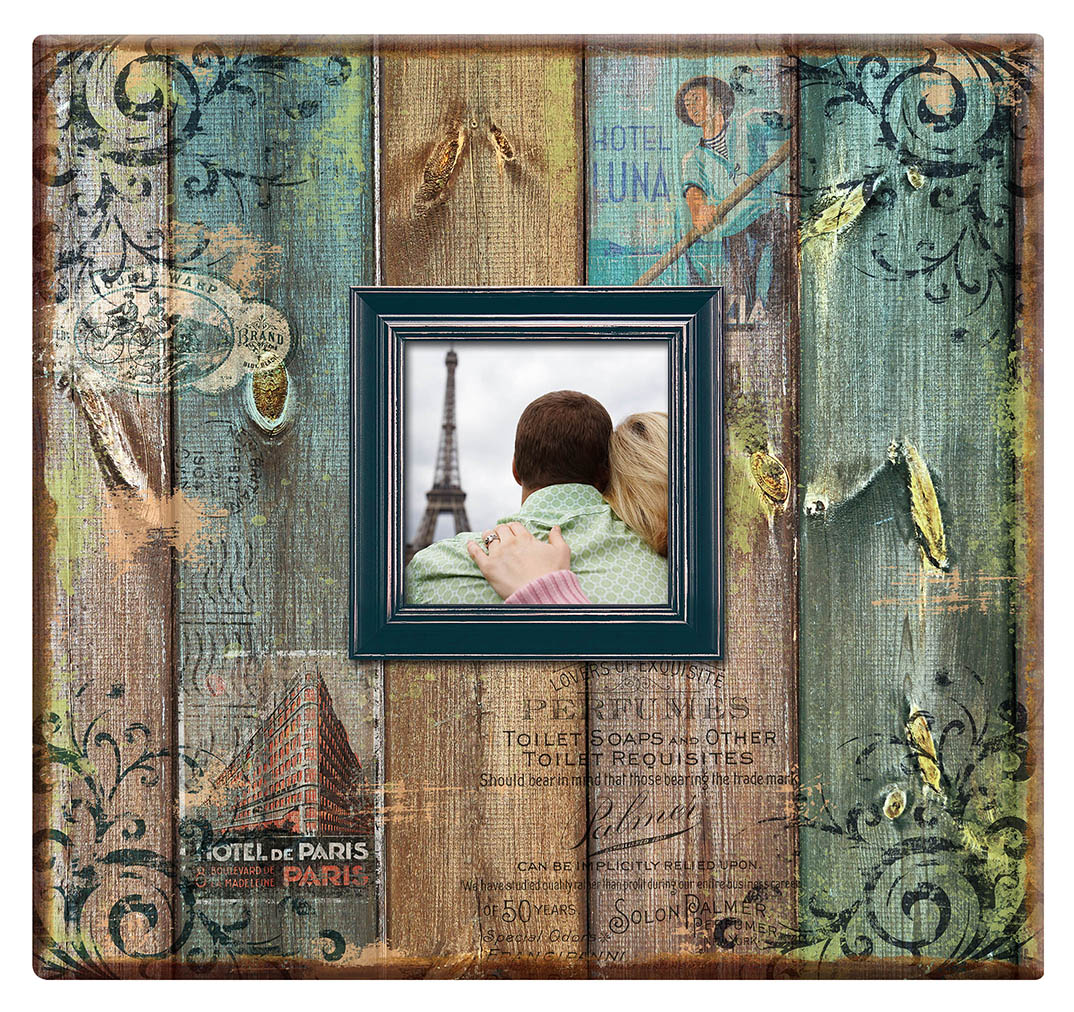 Beautiful 12x12 Postbound Scrapbook Albums