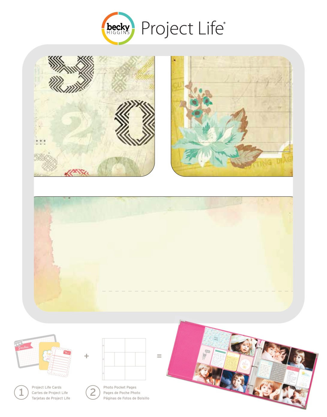 Project Life Kits AC380338