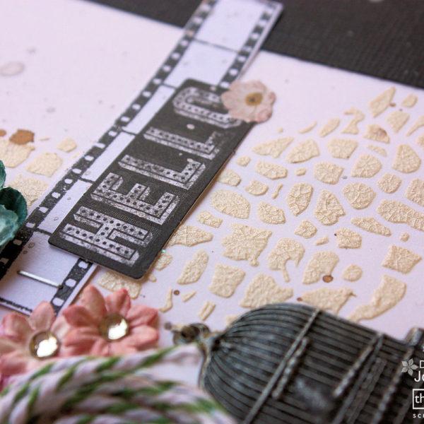 Prima Platinum Crackle Paste - prima elements