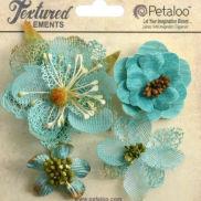 Petaloo Textured Burlap Elements