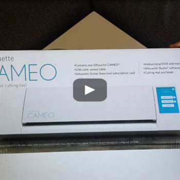 New Silhouette Unboxing Video-Play