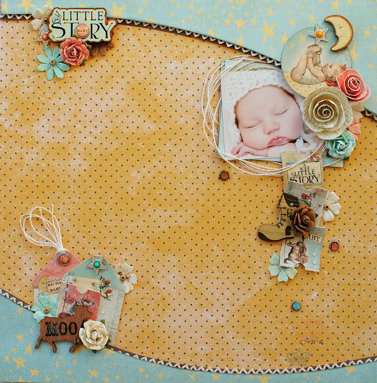 Prima Bedtime Stories Layout
