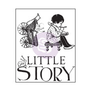 Prima Bedtime Story Stamps-PM579173