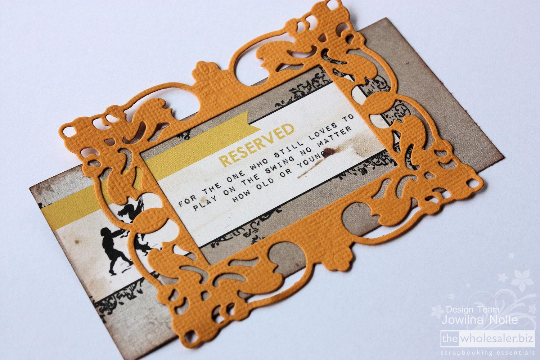 Layered Die Cuts Card Tutorial