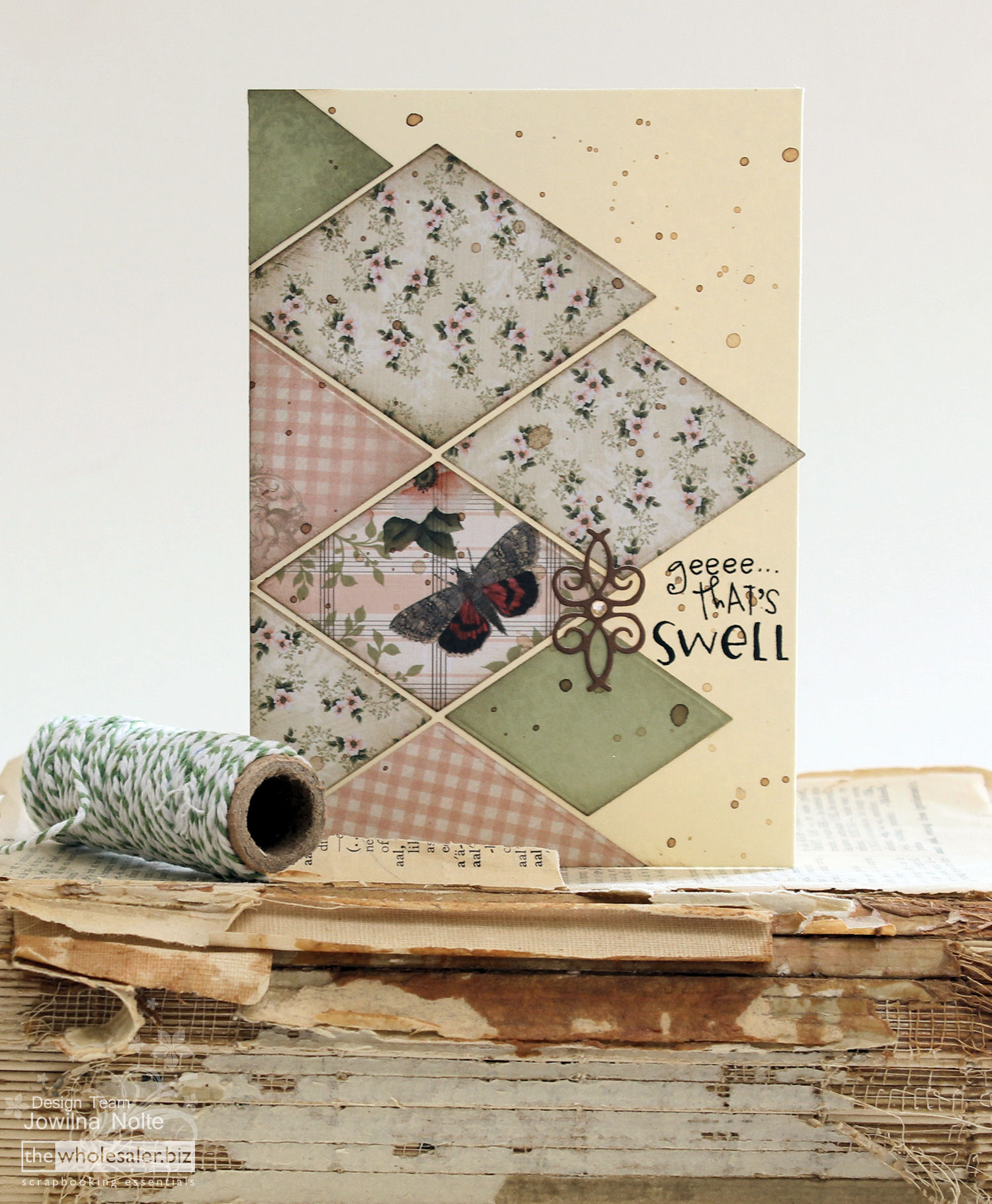 Couture Creations Card Sets - Die Cut Card