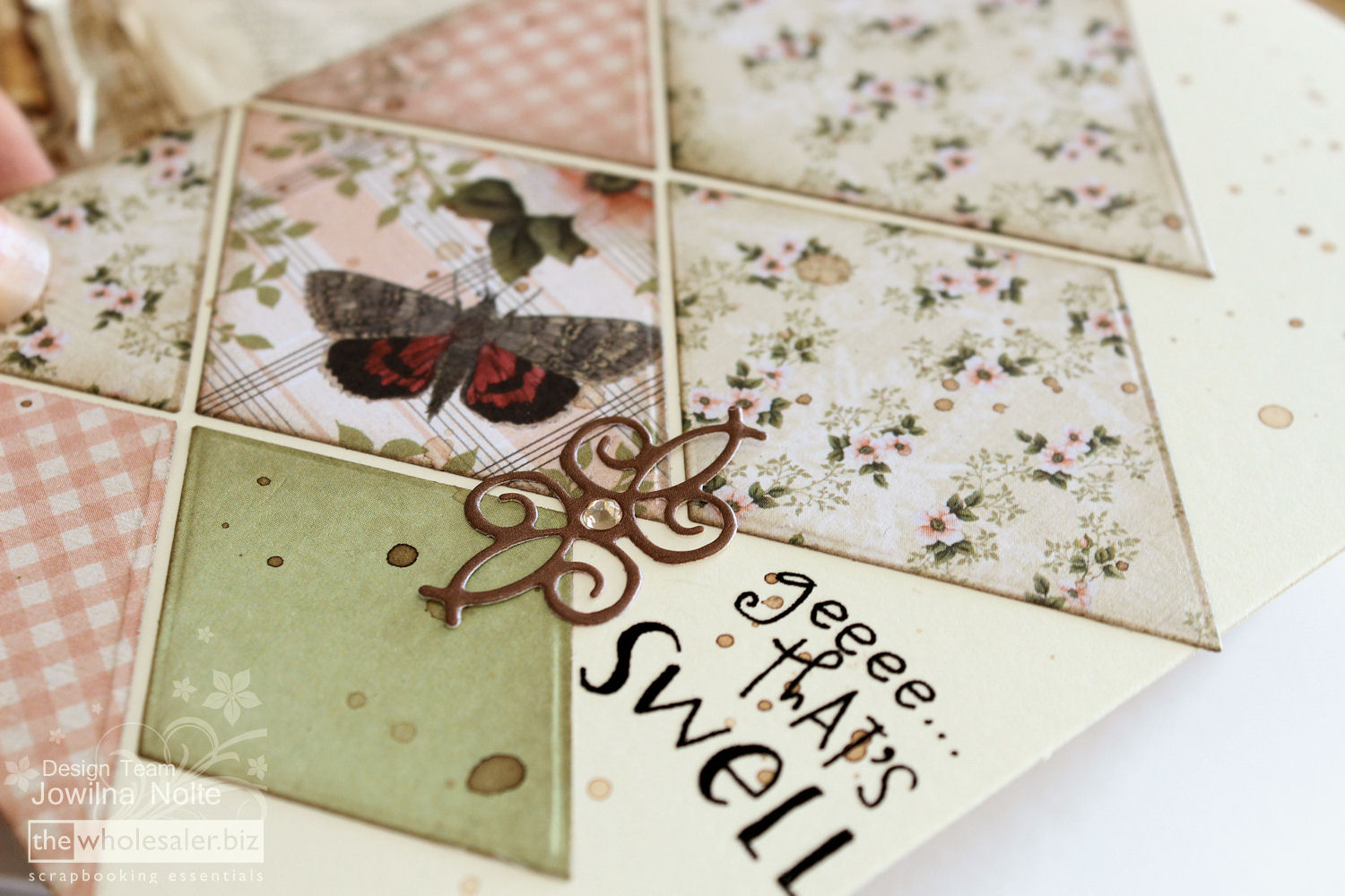Couture Creations Card Sets - Sentiment