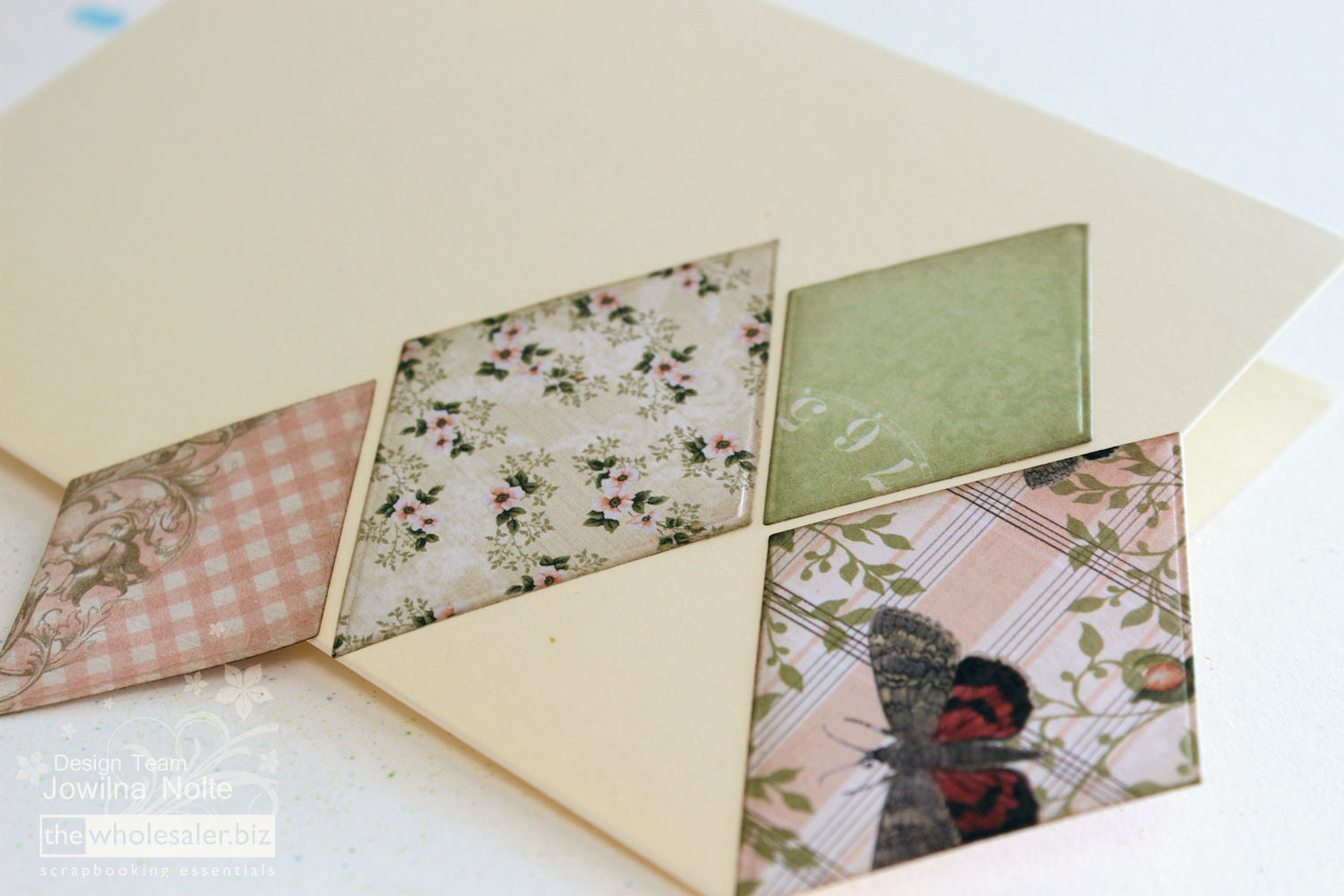 Couture Creations Card Sets - Step 5