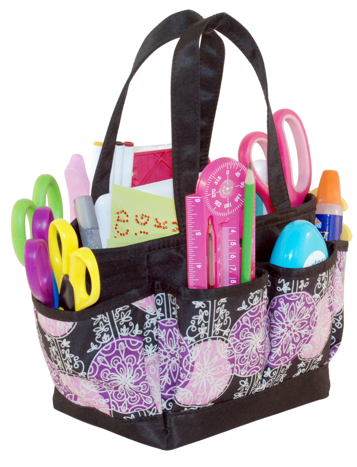 Papermania craft tote - Craft Storage Tote Bags Everything Mary Mini Scrappers Tote
