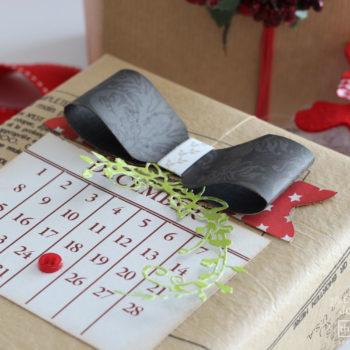 Christmas Bows - Calendar
