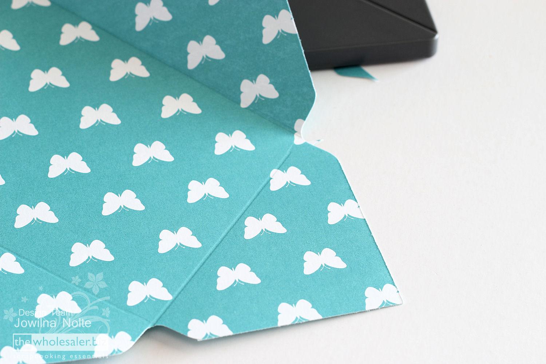 Envelope Punch Board - Step 9