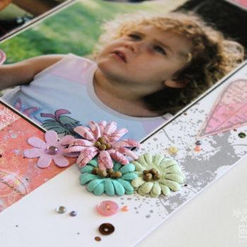Little Birdie Flower Designs - Flower Detail