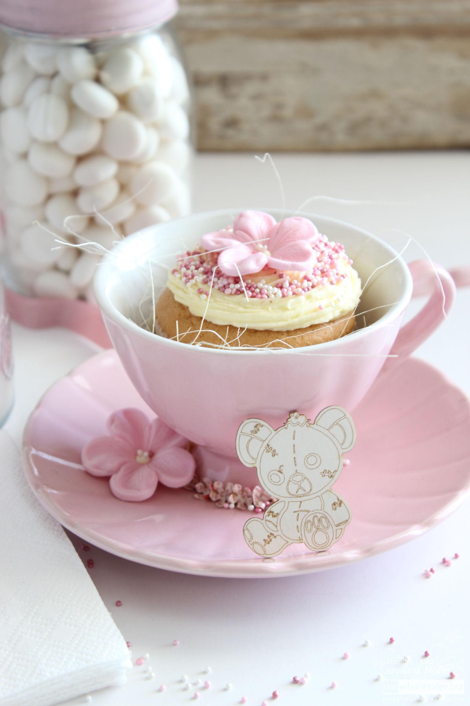 DIY Baby Shower - teacup 1