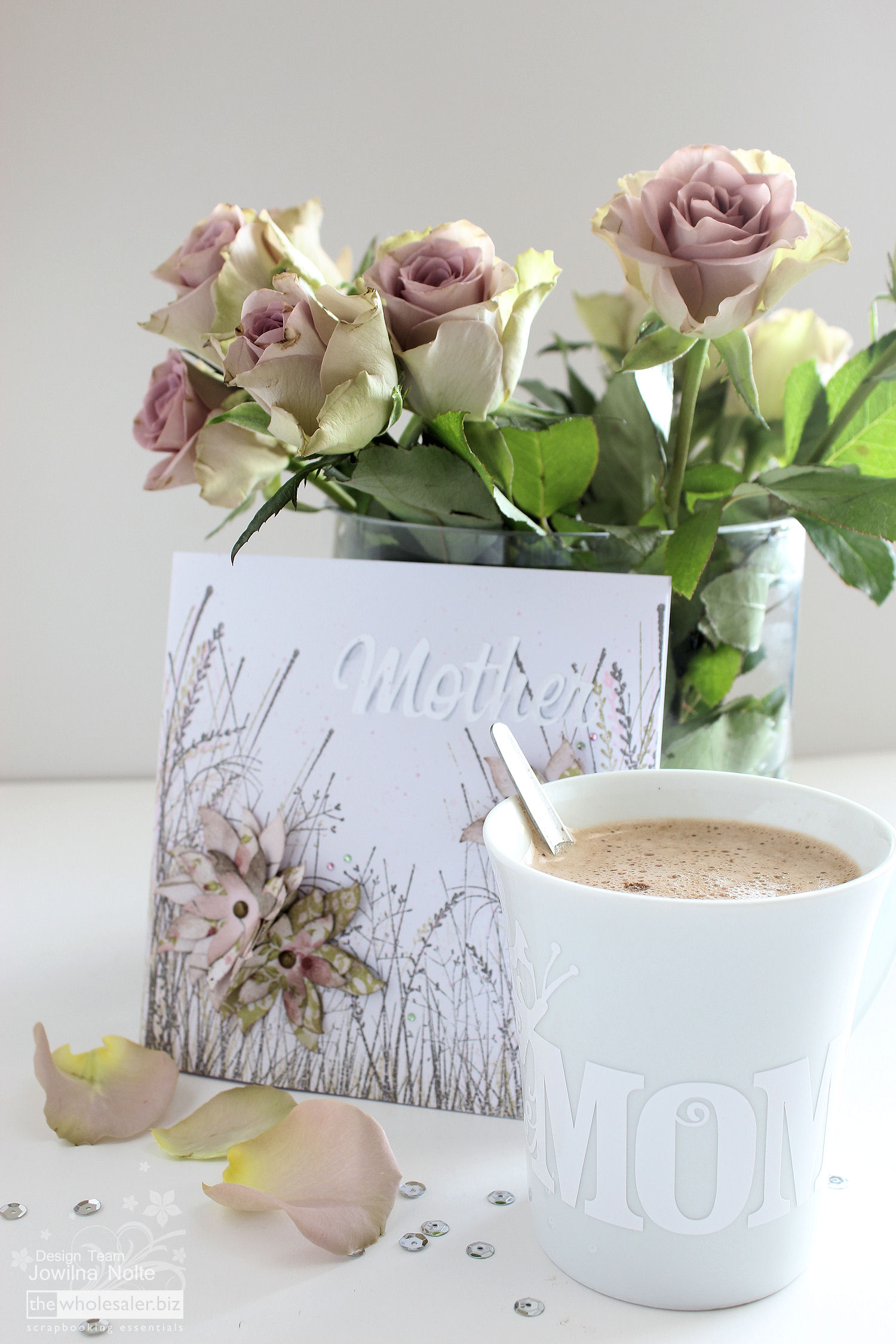 Mother's Day Card - Coffee