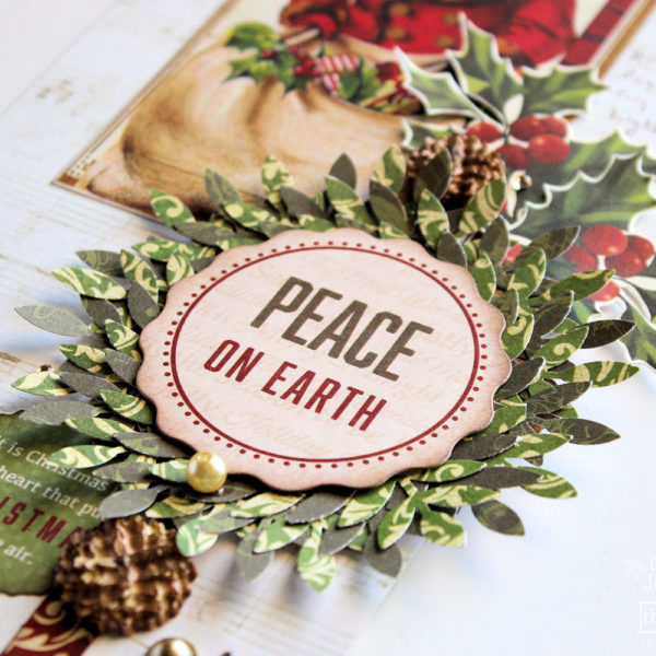 Christmas in July - Peace on Earth