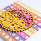 Sunshine and Texture Cardstock Card