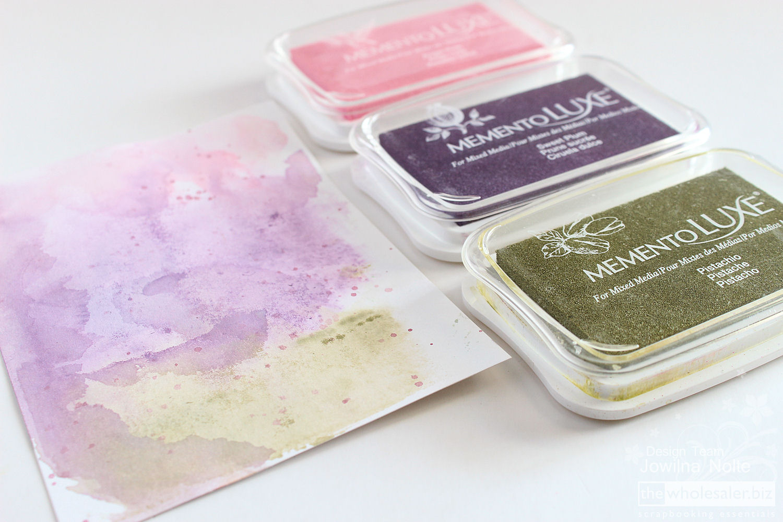 ink pads - step 2