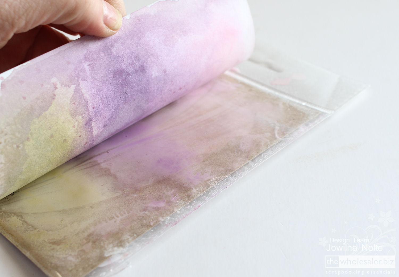 ink pads - step 6