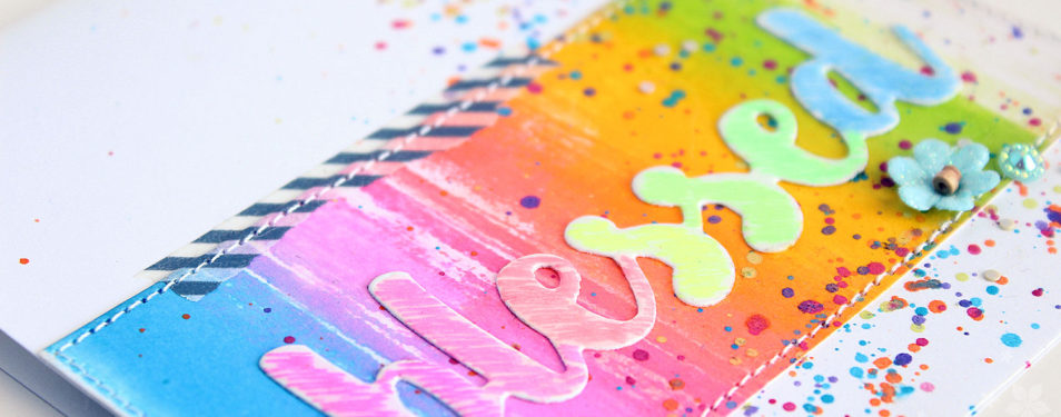 A Rainbow Of Colour And Texture – A...