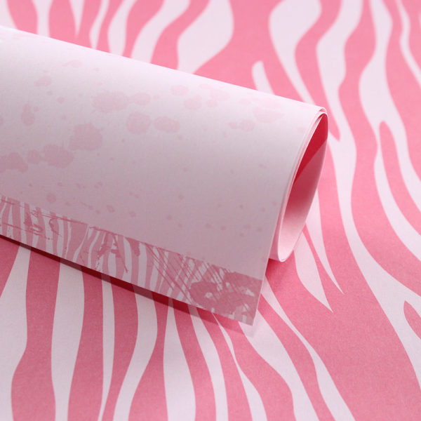 LPPT0008 - Lady Pattern Paper - Pink Mary - Zesty Zebra