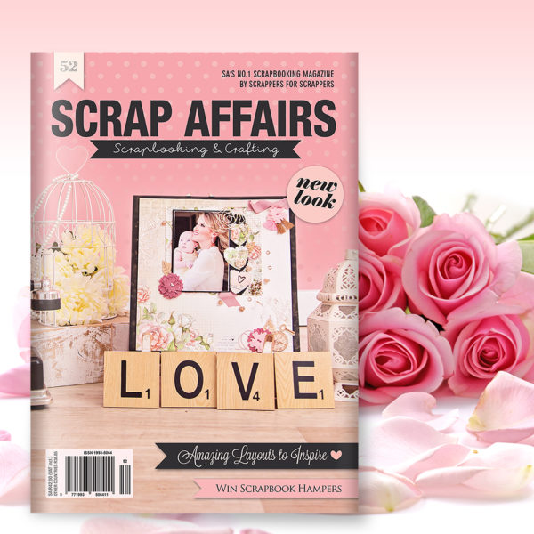 Scrap Affairs - Cover Art Promo