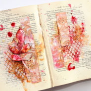 Altered Book Spread – Jowilna's Advanced Class