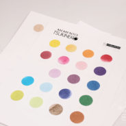 Tsukineko Ink Colour Chart – Jowilna's Favourite Things