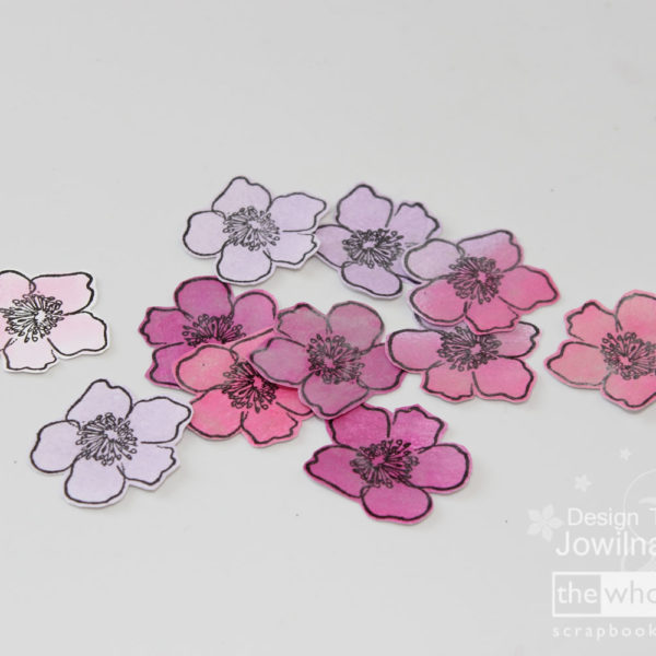 Making Spring Flowers - How To Jowilna