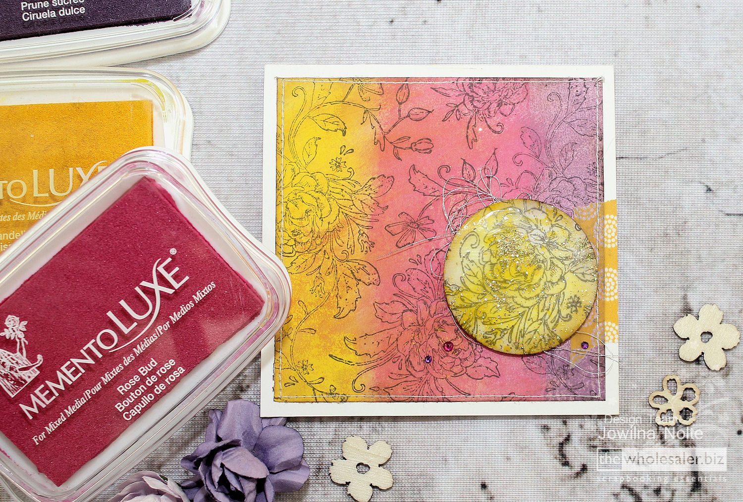 Stamps and Inks – Jowilna's Favourite Things