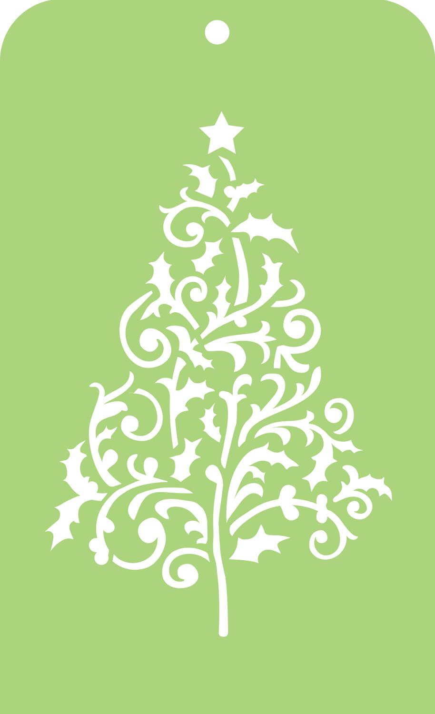 Christmas Craft Stencils