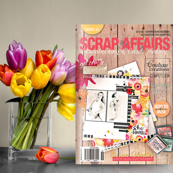 Scrap Affairs - Issue 55