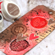 Brilliance Inks and Heat Embossing  – Jowilna's Favourite Things