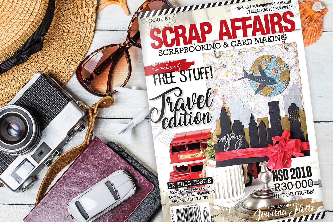 Scrap Affairs Issue 57!