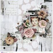 Prima Amelia Rose, Lavender, Cherry Blossom & Love Story